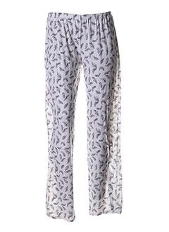 ANTIGEL Lingerie VIOLET Pyjama FEMME (photo)