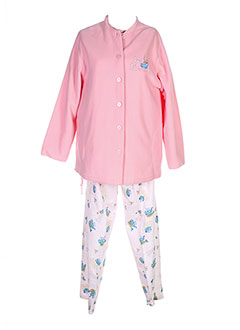 NUIT MAGIQUE Lingerie ROSE Pyjama FEMME (photo)