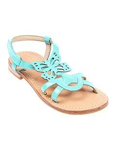 MELLOW YELLOW Chaussure BLEU Sandales/Nu pied FILLE (photo)