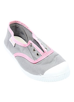 MELLOW YELLOW Chaussure GRIS Basket FILLE (photo)