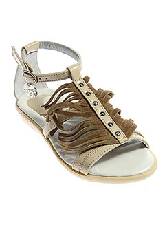 MISS SIXTY Chaussure BEIGE Sandales/Nu pied FILLE (photo)