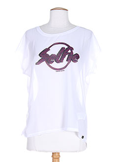 TIFFOSI T-shirt / Top BLANC Top FEMME (photo)