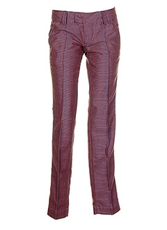 MISS SIXTY Pantalon ROSE Pantalon citadin FEMME (photo)