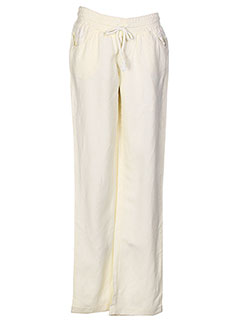 ROXY GIRL Pantalon BEIGE Jogging FEMME (photo)