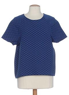 CKS T-shirt / Top BLEU Top FEMME (photo)