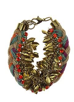 SCOOTER Bijoux ORANGE Bracelet FEMME (photo)