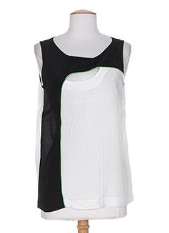 SINEQUANONE T-shirt / Top BLANC Top FEMME (photo)