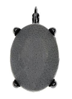 SCOOTER Bijoux GRIS Boucle d?oreille FEMME (photo)
