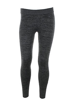 BANANA MOON Pantalon GRIS Legging FEMME (photo)