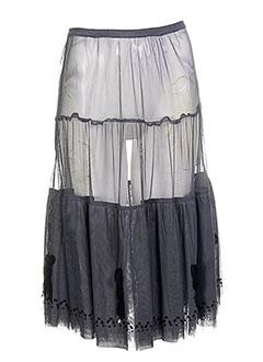 NÜ Jupe GRIS Jupons/Fond de robe FEMME (photo)