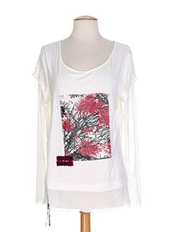 ALL BEAUTIFUL T-shirt / Top BEIGE Top FEMME (photo)
