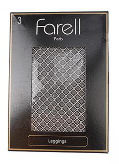 FARELL Lingerie GRIS Bas/Collant FEMME (photo)