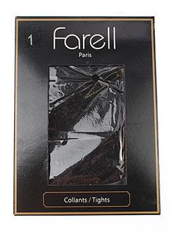 FARELL Lingerie NOIR Bas/Collant FEMME (photo)