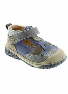 BABYBOTTE Chaussure BLEU Ville GARCON (photo)