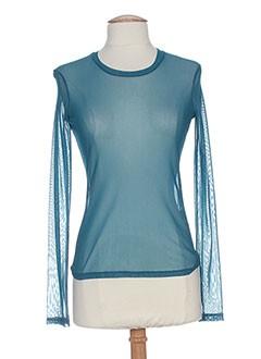 LA PETITE FRANCAISE T-shirt / Top BLEU Top FEMME (photo)