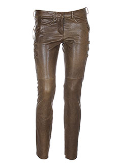 ISABEL MARANT Pantalon MARRON Pantalon décontracté FEMME (photo)