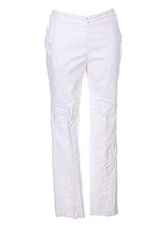 JOSEPH RIBKOFF Pantalon BLANC Pantalon décontracté FEMME (photo)