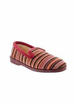 LA MAISON DE L'ESPADRILLE Chaussure ROSE Pantoufle FILLE (photo)