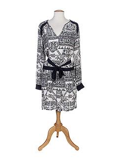 LA PETITE FRANCAISE Robe VERT Robe mi-longue FEMME (photo)