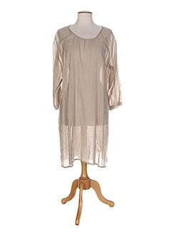 THE MASAI CLOTHING COMPANY Tunique BEIGE Tunique FEMME (photo)