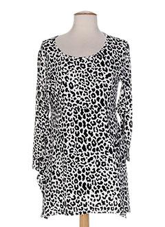 THE MASAI CLOTHING COMPANY T-shirt / Top NOIR Manche longue FEMME (photo)