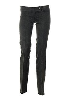 LA PETITE FRANCAISE Pantalon GRIS Pantalon décontracté FEMME (photo)