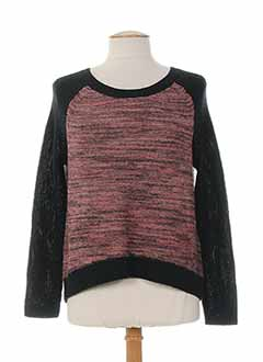 ROXY GIRL Pull ROSE Col rond FEMME (photo)
