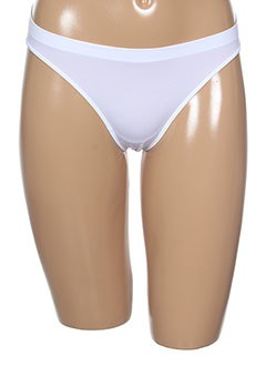 WOLFORD Lingerie BLANC Slips/Culotte FEMME (photo)