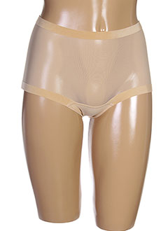 WOLFORD Lingerie BEIGE Shortys/Boxer FEMME (photo)