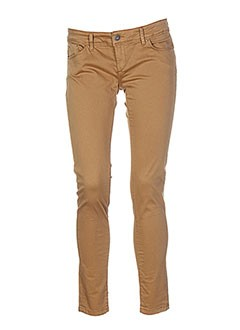 TIFFOSI Pantalon MARRON Pantalon décontracté FEMME (photo)