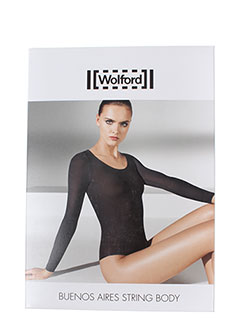 WOLFORD Lingerie BLANC Body FEMME (photo)