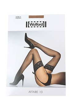 WOLFORD Lingerie CHAIR Bas/Collant FEMME (photo)