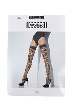 WOLFORD Lingerie BEIGE Bas/Collant FEMME (photo)