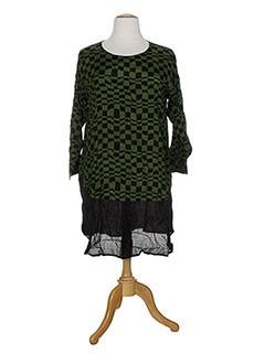 THE MASAI CLOTHING COMPANY Tunique VERT Tunique FEMME (photo)