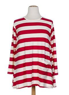 THE MASAI CLOTHING COMPANY T-shirt / Top BEIGE Manche longue FEMME (photo)
