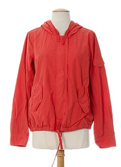 PEPE JEANS Manteaux ORANGE Blouson FEMME (photo)