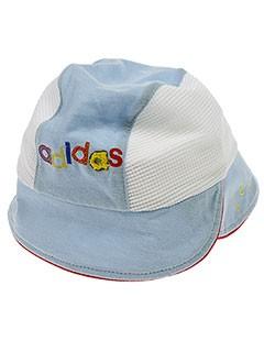 ADIDAS Accessoire BLEU Chapeaux/Bonnet GARCON (photo)