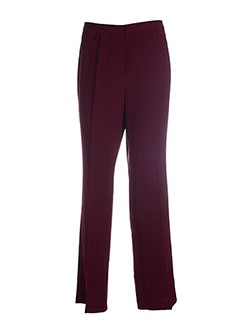 GERRY WEBER Pantalon ROUGE Pantalon citadin FEMME (photo)