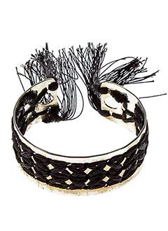 AMBRE BABZOE Bijoux NOIR Bracelet FEMME (photo)