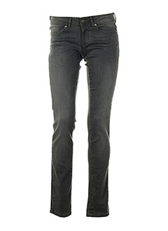 TIFFOSI Jean GRIS Jean coupe slim FEMME (photo)