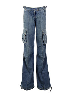 MISS SIXTY Jean BLEU Jean coupe large FEMME (photo)