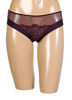 RITRATTI Lingerie VIOLET Slips/Culotte FEMME (photo)