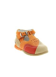BABYBOTTE Chaussure ORANGE Ville GARCON (photo)