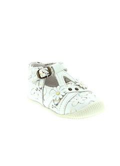 BABYBOTTE Chaussure BLANC Ville FILLE (photo)