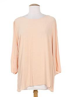 DES PETITS HAUTS T-shirt / Top ORANGE Top FEMME (photo)