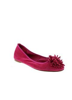 GERARD DAREL Chaussure ROSE Ballerine FEMME (photo)