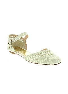 MELLOW YELLOW Chaussure BEIGE Sandales/Nu pied FEMME (photo)