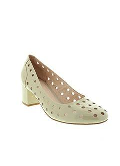 MELLOW YELLOW Chaussure BEIGE Ville FEMME (photo)