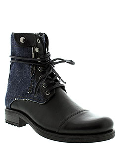TIFFOSI Chaussure NOIR Boot HOMME (photo)