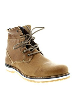 TIFFOSI Chaussure MARRON Boot HOMME (photo)